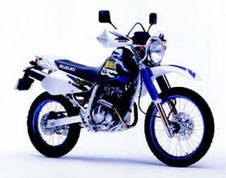 スズキ ジェベル250XC 1996 年2月
