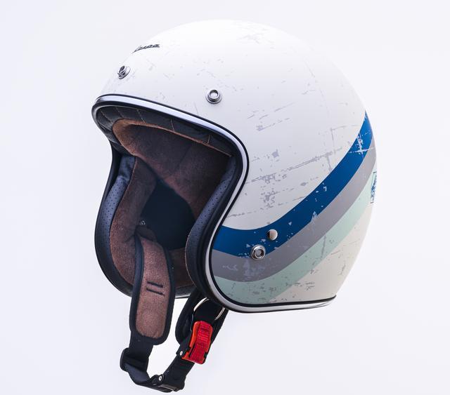 画像9: ベスパの純正ヘルメットが日本でも販売開始! カラー展開は計5色、人気のボディカラーとコーディネートが可能に