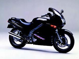 カワサキ ZZR250 1996 年 3月