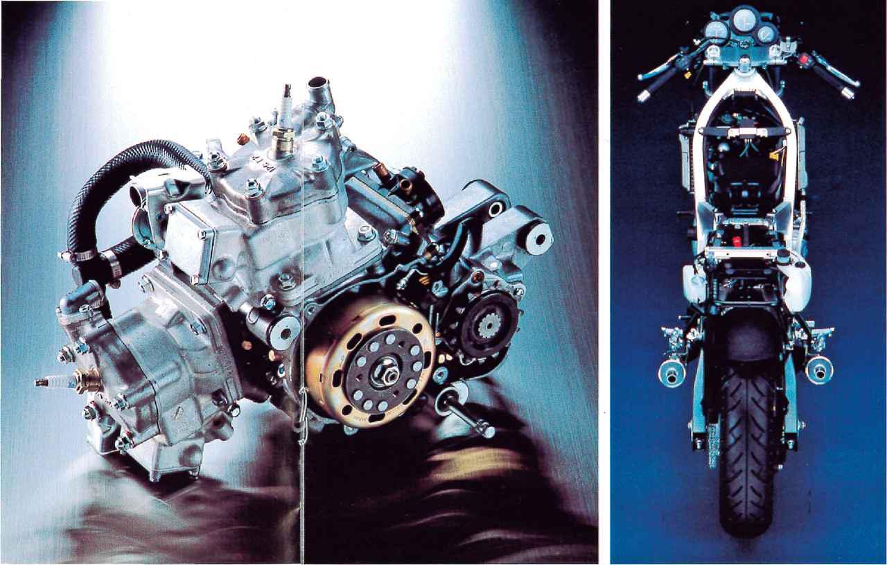 画像: 【RG-Γ伝】Vol.4「Vツインに生まれ変わった250ガンマの第2世代」RG250Γ(VJ21A)-1988-1989- 〜当時の貴重な資料で振り返る栄光のガンマ達〜 - webオートバイ
