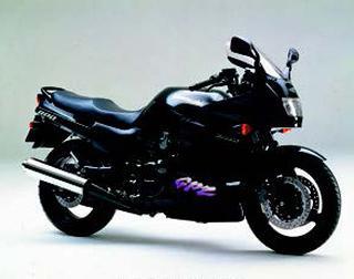 カワサキ GPZ1100/ABS 1996 年 3月