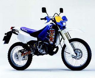 スズキ TS200R 1996 年2月