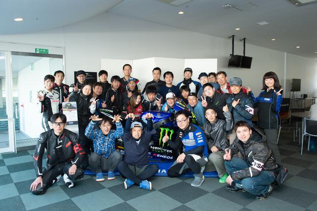 画像2: 11月19日に鈴鹿サーキットで行われた「YSP鈴鹿サーキットランミーティング」に参加してきました!