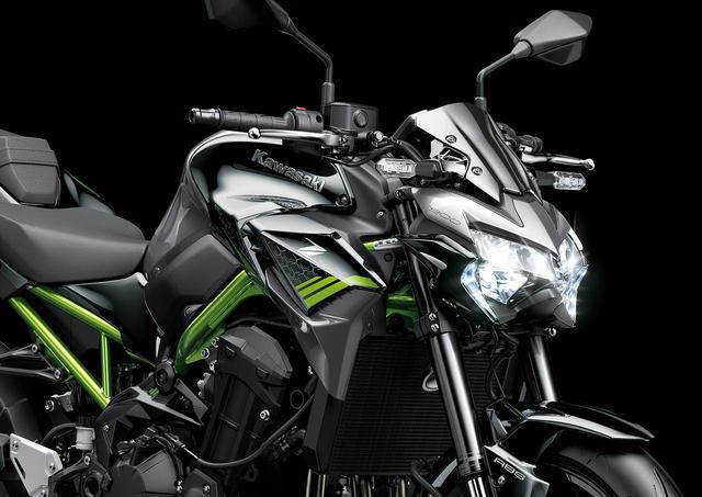 画像: カワサキが新型「Z900」の国内販売を決定! 外観を一新し装備も充実、日本でのカラーラインナップは2色に! - webオートバイ