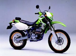 カワサキ KLX250SR/ES 1997年2月