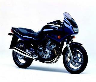 ヤマハ XJ600S ディバージョン 1997年
