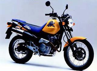 ホンダ SLR650 1997年