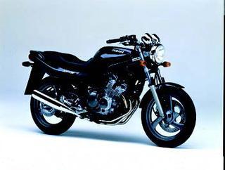 ヤマハ XJ600N 1997年