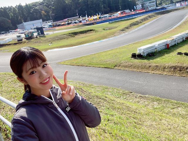 画像1: スーパーモト☆初観戦は距離感とレース展開に驚きました!(梅本まどか)