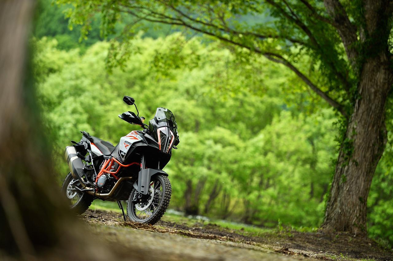 画像: 悪路を征する究極の冒険王 ーKTM1290 SUPER ADVENTURE R - webオートバイ