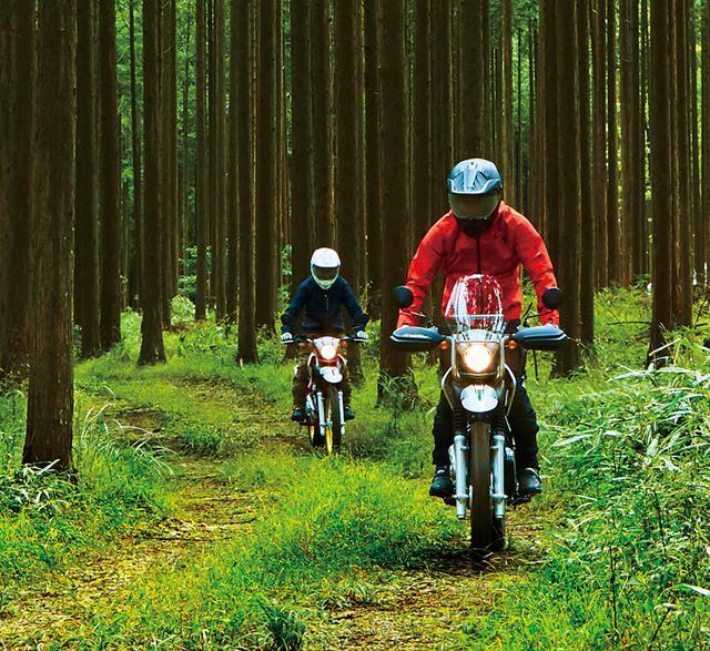 画像: Thanks for the SEROW「Take a break」キャンペーン - バイク・スクーター | ヤマハ発動機株式会社