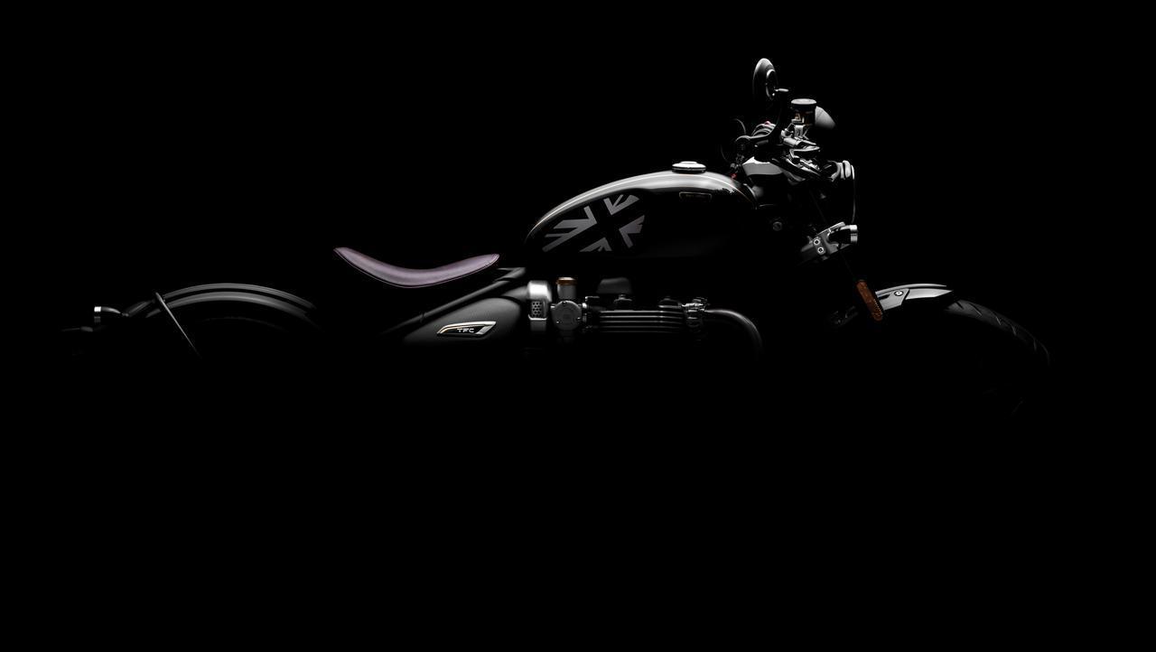 画像: 日本での発売価格も決定! トライアンフ新型「BOBBER TFC」が登場、世界限定750台のファクトリーカスタム車【EICMA 2019速報!】 - webオートバイ