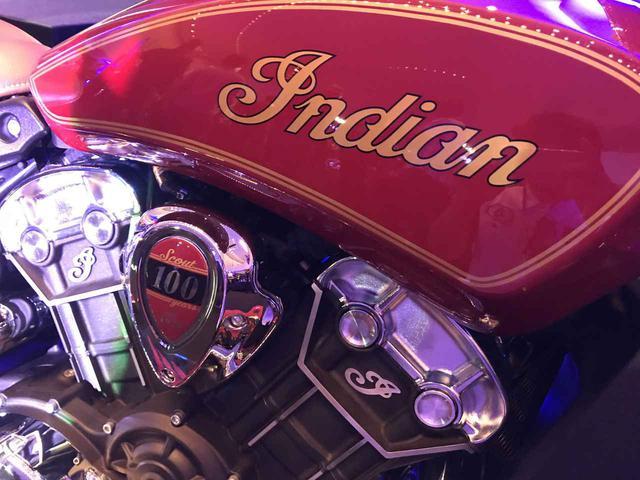 画像: 2020インディアン発表 - webオートバイ