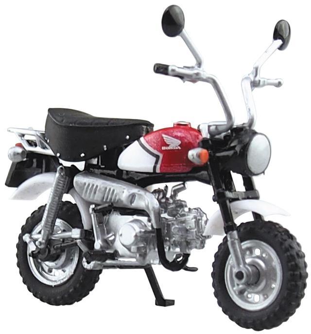 画像: モンキー&ゴリラが12月に発売される! アオシマの1/24カプセルトイ・コレクション - webオートバイ
