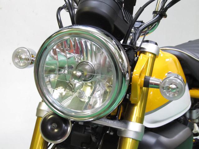 画像: モンキー125専用 LEDマルチリフレクターヘッドライト - webオートバイ