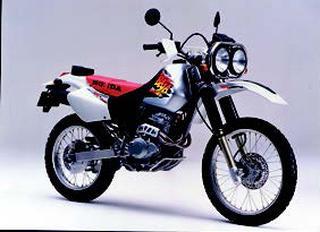 ホンダ XR バハ 1997年 3月