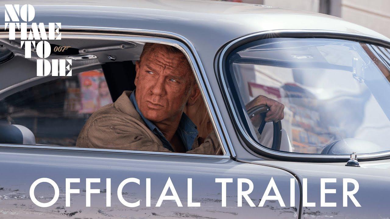 画像: NO TIME TO DIE Trailer www.youtube.com