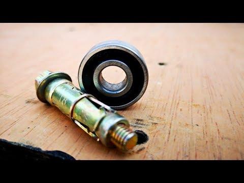 画像: [DIY] 安価に作れる、自作ベアリングプーラーの製作手順を紹介するムービーです! - LAWRENCE - Motorcycle x Cars + α = Your Life.
