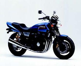Images : ヤマハ XJR400/R 1997年 4月