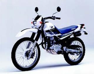 ヤマハ セロー225WE 1997年 4月