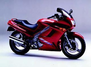 カワサキ ZZR250 1997年2月