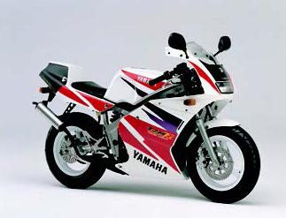 Images : ヤマハ TZM50R 1997年 4月