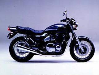 カワサキ ゼファー1100RS 1997年2月
