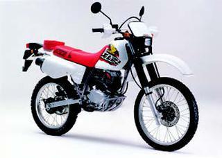 ホンダ XLR125R 1997年2月