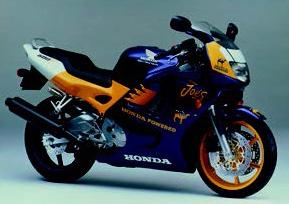 Images : ホンダ CBR600F 1997年12月