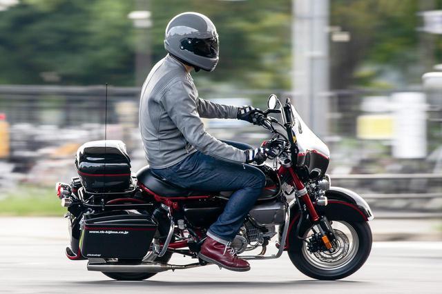 画像: 125になって迫力増大の「モン×ダビ」KITが発売開始! キジマのこだわりが詰まった限定50セットのカスタムキット - webオートバイ