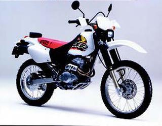 ホンダ XR250 1997年 3月