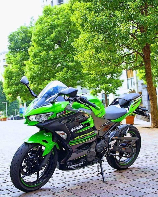 画像: カワサキ Ninja400【グラカワインスタ投稿紹介vol.60】 - LAWRENCE - Motorcycle x Cars + α = Your Life.