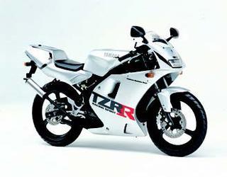 ヤマハ TZR50R 1997年2月