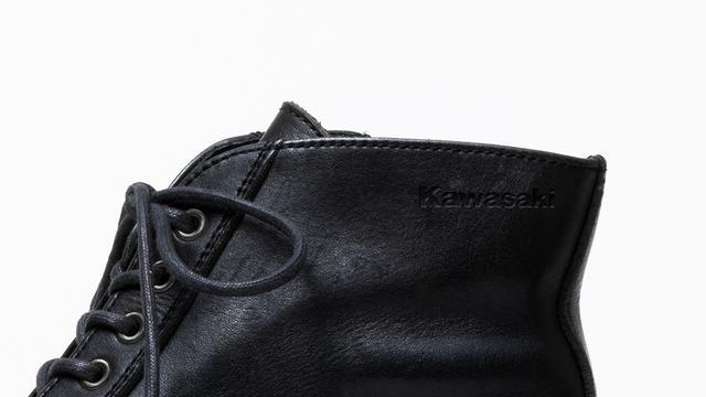 画像: さりげなく「Kawasaki」ロゴが入っています!