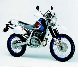 スズキ ジェベル250XC 1998 年2月