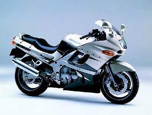 Images : カワサキ ZZR400 1998 年2月