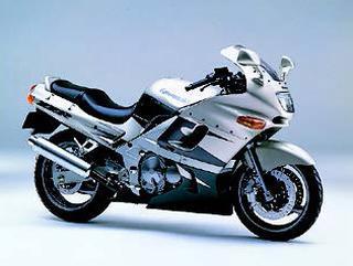 カワサキ ZZR400 1998 年2月