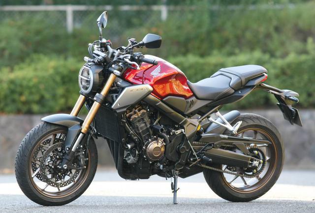画像: 適合車種追加のお知らせ『HONDA CB650R』ステップキット、ガードスライダー – バイク マフラー バックステップのストライカー