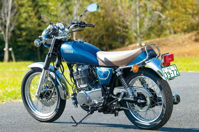 画像: 40年間愛され続けるレジェンドバイク、ヤマハ「SR400」最新型を走行インプレ&解説! - webオートバイ