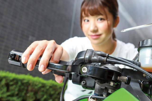 画像: アクティブの「車種別アジャスタブルビレットレバー」は、走りの質を変える! - webオートバイ