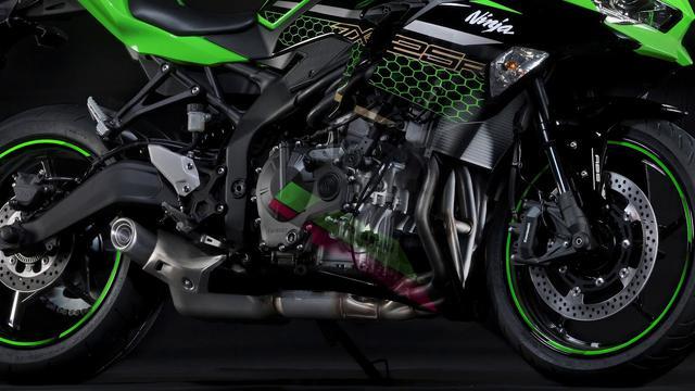 画像: Ninja ZX-25R: Vol.5 The Only In-Line Four Engine in the 250cc youtu.be