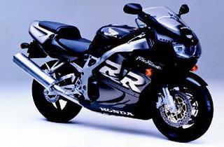 ホンダ CBR900RR 1998 年