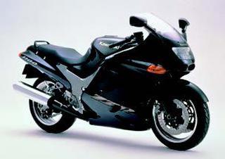 カワサキ ZZR1100[D6] 1998 年