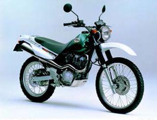 ホンダ SL230 1998 年 3月