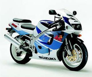 スズキ GSX-R750 1998 年
