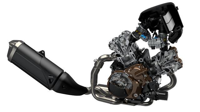 画像: もともとはスポーツバイクのエンジンから始まり、途中ツインスパーク化を経て、いまなお熟成と進化を続けるVツインユニット。
