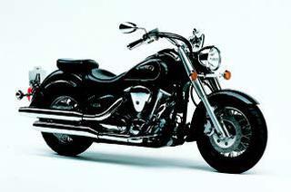 ヤマハ XV1600ロードスター 1999 年