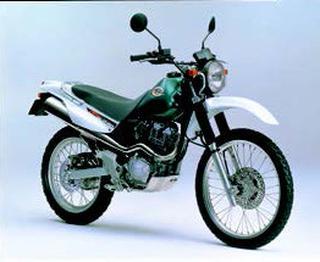 ホンダ SL230 1999 年 3月