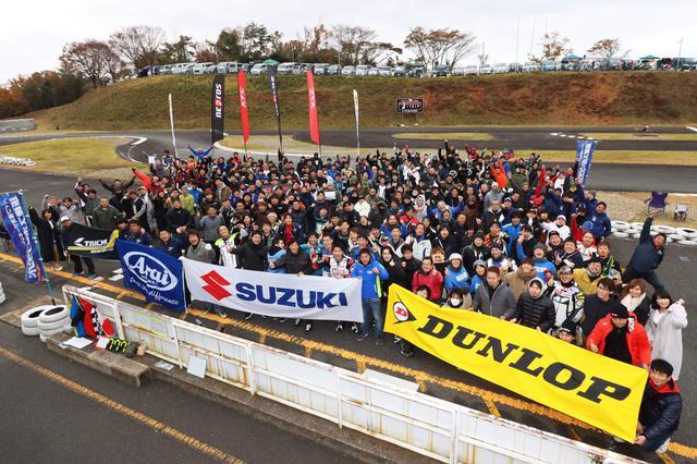 画像: いつも応援してもらっているファンのみんなと出会える機会を、と始まった北川圭一杯