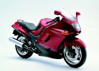 カワサキ ZZR1100[D7] 1999 年